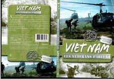 DVD Vietnam Les veterans parlent   Documentaire   Lemaus