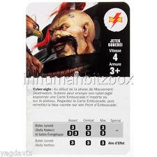 DO50 CARTE JETEK SUBEREI (FR) DEATHWATCH OVERKILL WARHAMMER BITZ W40K