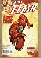 DC Retroactive Flash The 90's #1-2011 nm 9.4 Giant-Size Wally West Black Flash