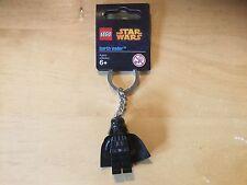 New Lego Star Wars Minifigure Key Chain.  Darth Vader. 850996