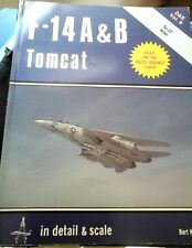 SQUADRON SIGNAL IN DETAIL & SCALE SERIES-VOL.9-F-14 A&B TOMCAT-PART.1