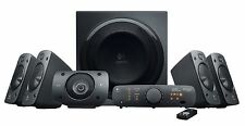 Logitech Z906 THX-Certified 5.1 Digital Surround Sound Speaker System- 980000467