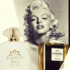 Chanel n5 Profumo donna Chogan 100ml + Bagnoschiuma