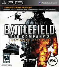Battlefield: Bad Company 2 Ultimate Edition PS3 New Playstation 3