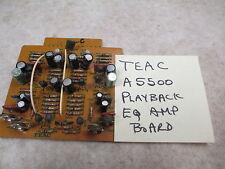 Teac A5500 / A5300 Playback Eq Board