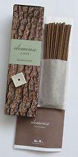 Japanese Incense | Elemense | Earth | 40 Sticks & holder | by Nippon Kodo
