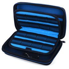 16 Slots Hard Case Bag Holders Fit for Nintendo 3DS XL/2DS XL/3DS DSi Carrying