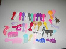 Barbie-Bratz Plus Misc. Brush & Comb Lot*Large Lot*Look!