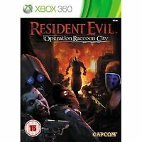 Resident Evil: Operation Raccoon City (Xbox 360) NEW & Sealed