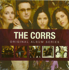 5x CD - The Corrs - Original Album Series - #A3085 - Neu -
