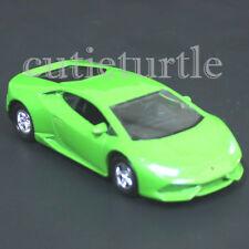 Welly Lamborghini Huracan LP 610-4 1:60 Diecast Toy Car 58283D Green