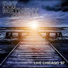 PAT METHENY GROUP - LIVE IN CHICAGO, 1987 NEW CD