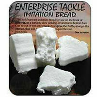NEW Enterprise Tackle Artificial Imitation Bread Carp Coarse Fishing Bait @TTB