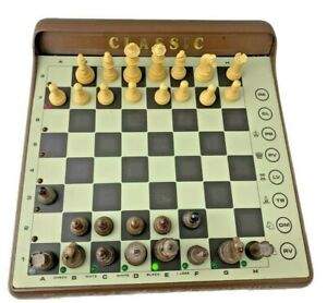 1987 Fidelity Electronics Classic Chess Game - 6079D - Chess Champions