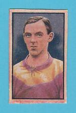FOOTBALL - SPORT & ADVENTURE - FOOTBALLER CARD -  BOOCOCK  OF  BRADFORD  -  1922