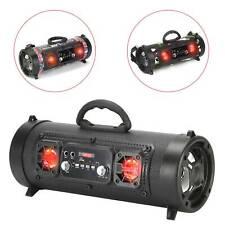 High Bass Ultra Loud Bluetooth Speakers Portable Wireless Speaker Outdoor/Indoor