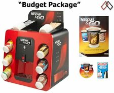 Nescafe and Go Machines BUDGET Package - Ready 2Go with 20 Drinks
