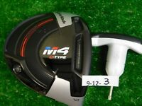 TaylorMade M4 D-Type 12* Driver Fujikura Atmos 5A Senior Graphite with Tool New
