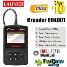 LAUNCH X431 Creader CR4001 OBD2 Scan tool OBDII Car Auto Diagnostic Code Reader