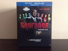 The Sopranos - The Complete Series (Blu-ray + DIGITAL HD, 28-Disc) *BRAND NEW*