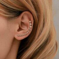 Mode Boho Frauen Kristall Perle Ohrringe Ohrstecker Geschenke Heiß Schmuck M3V8