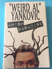 Weird Al Yankovic Amish Paradise Everything You Know Is Wrong Tape Single New