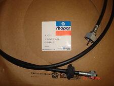 mopar speedo cable 7 ft dodge truck p/n 2661745 d600
