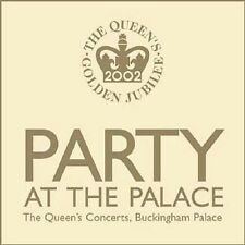 Audio CD Party at the Palace: Queen's Jubilee Concert - Party at the Palace - Fr