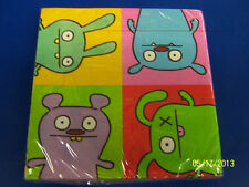 Uglydoll Ugly Dolls Cartoon Kids Birthday Party Supplies Paper Luncheon Napkins