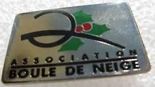 Pin's association boule de neige pour le Sénégal #128