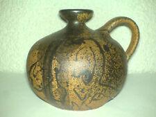 Hübsche kleine Vase Studio Pottery Keramik H: 8,6 cm * Gerhard Liebenthron * 86
