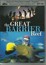 THE GREAT BARRIER REEF DVD- THE MOST COLOURFUL & DIVERSE UNDERSEA WORLD ON EARTH