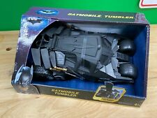 RARE DC COMICS DARK KNIGHT BATMOBILE TUMBLER --  NIB