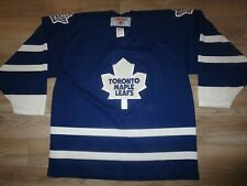Toronto Maple Leafs CCM NHL Hockey Jersey LG L