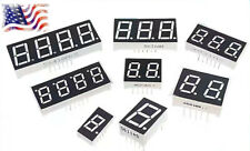 1234 Digit Red 7 Segment Led Display You Choose Common Anodecathode Digital