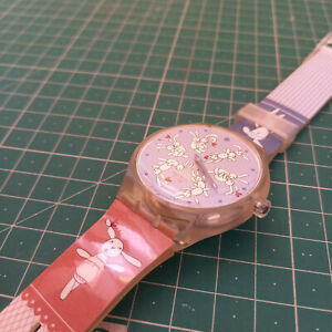 Swatch Bunny Sutra