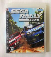 SEGA RALLY REVO [ Sega ] Sony PlayStation 3 Japan