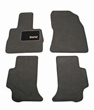 BMW Genuine Floor Mats for E53 X5 1999-2006 ANTRACITE Set of 4 -  82110008635