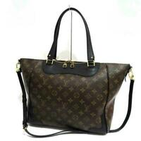 LOUIS VUITTON M51192 2Way Shoulder Tote Bag Estrela MM Browns Monogram Ex++