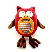 Kids Alphabet Learning Owl Early Learning Centre ABC Melodies Games Toys  RARE