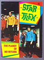 Star Trek: The Planet Of No Return - Rare magazine comic book vintage 1967