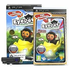 *NEW* EYEPET + CAMERA SONY PSP ESSENTIALS GAME ENGLISH / RUSSIAN VERSION 0+
