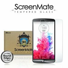 iloome LG G3 ScreenMate Real Tempered Glass 9H Hardness