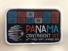 Panama Contingent IST / 24th World Scout Jamboree 2019