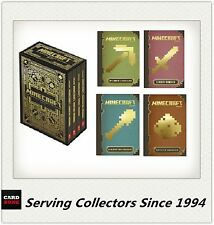 Minecraft Slipcase-The Complete Handbook Guide Collection Case of 8 SETS- VALUE