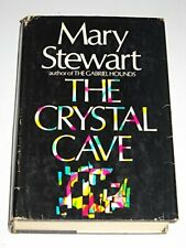 New listing  CRYSTAL CAVE By Mary Stewart - Hardcover **BRAND NEW**