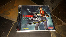 Resident Evil Code: Veronica X Soundtrack MINT FLAWLESS OUT OF PRINT !!!