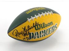 Ray Nitschke Autographed Green Bay Packers Football