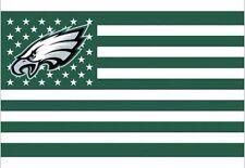 Philadelphia Eagles 3x5 Ft American Flag Football New In Packaging