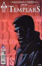 Assassins Creed Templars #7 Cover A Comic Book 2016 - Titan